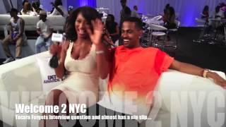 WATCH: Toccara Jones NIP SLIP During Big Sean Interview!! (BET AWARDS 2013)