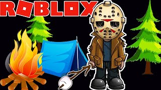 ROBLOX | Camping *Spoopy* Adventure