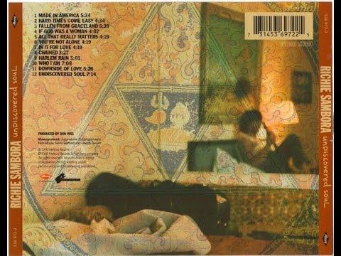 Sambora, Richie - Undiscovered Soul (album)