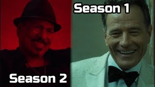 Sneaky Pete Season 2 vs. Season 1 Review