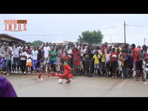 AFRIQUE SPORT INFO -FITINI FOOT ABOBO