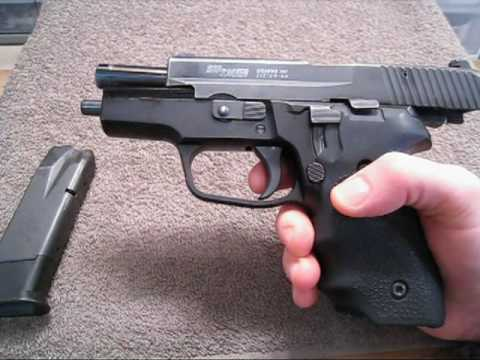 SIG SAUER P228 - Pics, Vid, Thoughts - YouTube