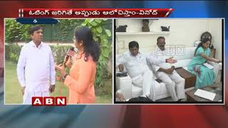 TRS MP Vinod Face to Face over TDP MPs No Confidence Motion against NDA Govt