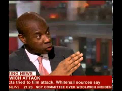 Disgraceful interview - Asghar Bukhari on Woolwich soldier murder