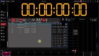M-Series media player start sync with timecode cuelist