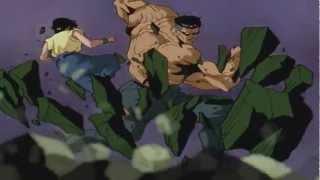 Yusuke vs Toguro