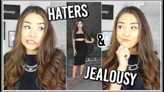 GIRL TALK GRWM: HOW TO DEAL WITH HATERS & JEALOUS PEOPLE ♡