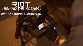 RIOT - BTS (behind the scenes) A7iii Video