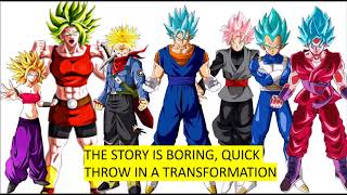 Dragon Ball Super's BIGGEST problem