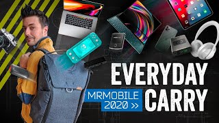 What's In MrMobile's Bag? [Everyday Carry 2020]