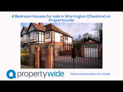 4 Bedroom Houses for sale in Warrington (Cheshire) on Propertywide