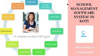 school management software system providers in Koti  Hyderabad