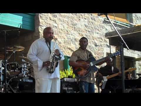Gerald Albright and Norman Brown Keep it Movin Live at Thornton Winery