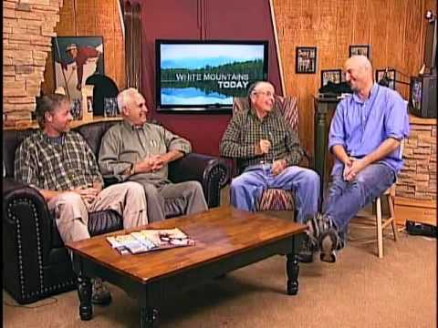 John Weston, Bob Sanderson & George Weston - Interview with White Mountains TV16 in North Conway, NH
