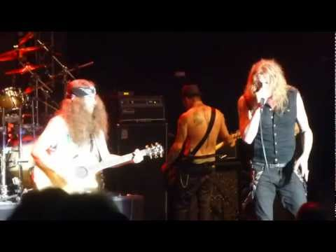 Sebastian Bach - I Remember You @ Pacific Amphitheater, Costa Mesa, CA, USA