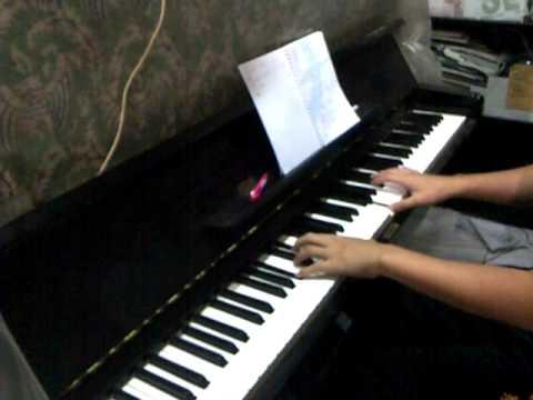 Minta Jodoh Isa Raja Piano Cover