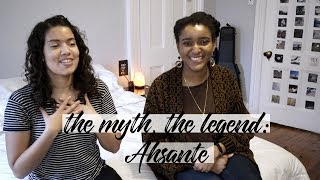 Ahsante The Artist on being a creative: The Myth, The Legend #2