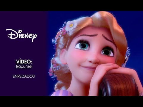 Disney espa a enredados presenta a rapunzel youtube - Bebe raiponce ...