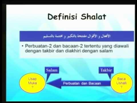 SHOLAT (Ceramah Tarawih) 2011-08-03 | KH. Wahfiudin Sakam SE. MBA