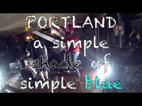 Portland - Simple Shade Of Simple Blue