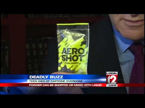 Deadly buzz: Teen dies of caffeine overdose