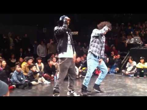 JD Japan 2011   Les Twins Compilation