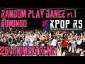 26º AnimeXtreme RANDOM PLAY DANCE Pt 1 Palco K POP Domingo 07 05 2017 mp3