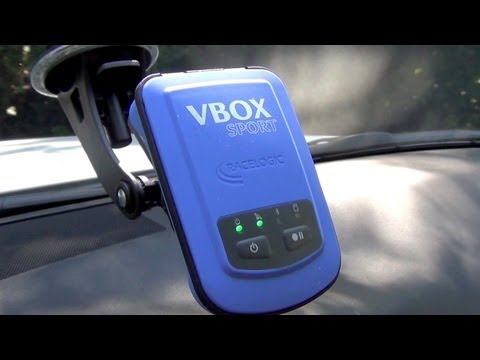 VBOX Sport and Performance Test iPhone App Review