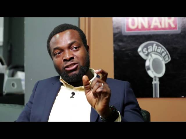 SoundOff Segment: Bosun Tijani, CEO of Co-Creation Hub Nigeria, Lagos