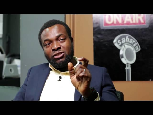 SoundOff Segment: Bosun Tijani, CEO of Co-Creation Hub Nigeria, Lagos
