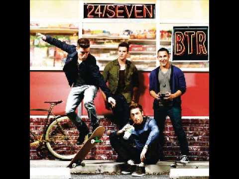 Big time rush 24/seven album