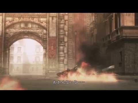 Final Fantasy Type-0 Opening HD