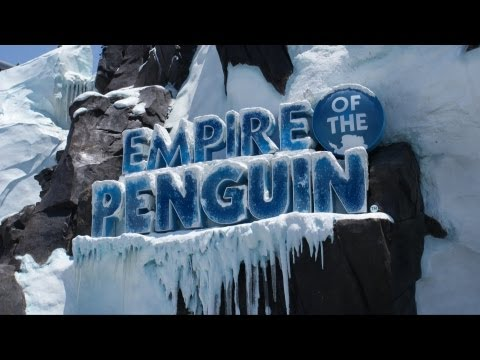 SeaWorld Antarctica: Empire of the Penguin Interview w/ Creative Director Brian Morrow Media Preview