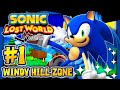 Sonic Lost World PC 2K 60FPS Part 1 Windy Hill COMPLETE mp3