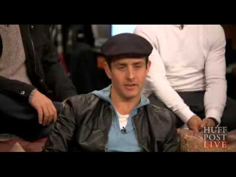 New Kids On The Block - Huffington Post Live - 4/4/13