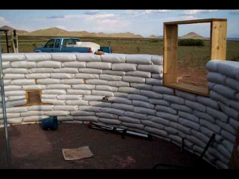 Earthbag Dome Youtube