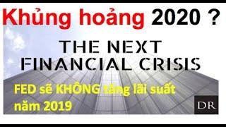 """""""Khủng hoảng kinh tế toàn cầu năm 2020? Dấu hiệu nào đáng chú ý"""