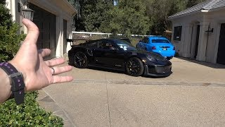 Taking Delivery of my Porsche GT2RS!