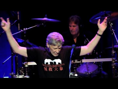 John Kay & Steppenwolf The Pusher Live in Los Angeles 2017