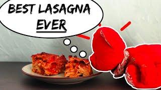 Best Whole Food Plant-Based Lasagna I VEGAN Recipe