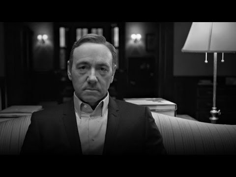 MEF: House of Cards: NEW Frank Underwood Tribute
