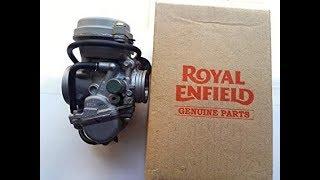 carburetor royal enfield