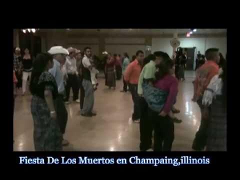Fiesta dia de los muertos con Marimba Flor Maya video 1