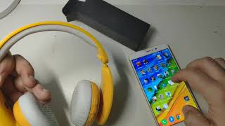 Review of the Mindkoo foldable wireless earphones for kids
