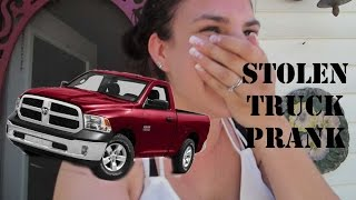 STOLE HIS BRAND NEW TRUCK! | Our Lives, Our Reasons, Our Sanity