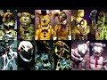 Final Nights 4 MUSEUM ALL ANIMATRONICS EXTRAS mp3