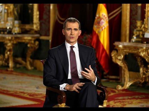 """Felipe VI afirma que es tiempo de """"diálogo, concertación y compromiso"""" tras el 20-D"""
