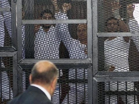 Al Jazeera journalists back in Cairo courtroom