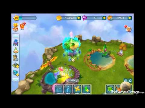 Dragons World - Episode 10 - Clearing Volcano & Butterfly Dragon