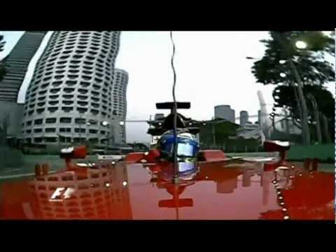 Alonso's Team radio Singapore 2012 -